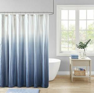 Madison Park Ara Ombre Shower Curtain